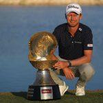 19 03 10 Justin Harding campeon en el Qatar Masters