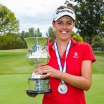 19 03 10 Meghan MacLaren campeona en el Womens NSW Open del Ladies European Tour