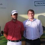 19 03 13 Robin Roussel campeon en el Royal Golf Bahrain Open del Mena Tour