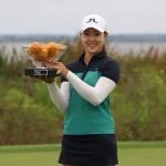 19 03 17 Kelly Tan campeona en el Floridas Natural Charity Classic del Symetra Tour