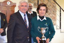 El andaluz Álvaro Mueller-Baumgart se impone en el Campeonato de España Sub 18 en Las Pinaillas