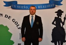 Carlos Gutiérrez, nuevo Presidente de la Fed. de Golf de Castilla La Mancha. Sucede a José Mª Orozco