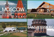 Golf in Russia: Moscow and St. Petersburg, new world capitals to enjoy Golf (VIDEO)