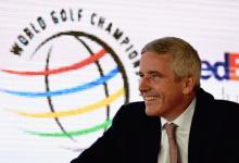 Monahan renuncia a su sueldo como comisionado del PGA Tour hasta que se solucione la crisis
