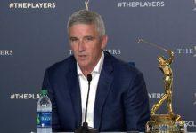 Jay Monahan, comisionado del PGA Tour, tajante: «No vamos a jugar con nuestras propias reglas»