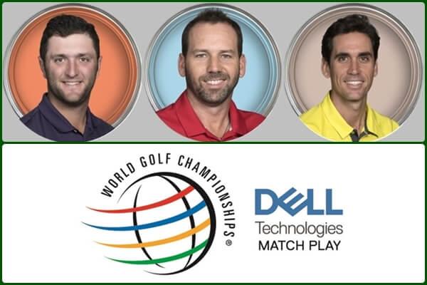 Jon Rahm, Sergio García y Rafa Cabrera Bello son los españoles que esta semana estarán en Austin