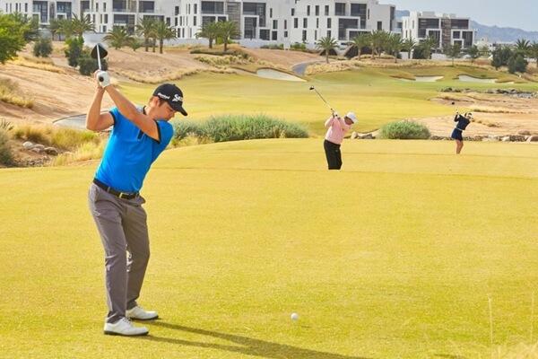 Challenge, Staysure y Ladies European Tour se dan la mano en el Jordan Mixed Open