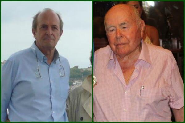 Jose Luis Zarraluqui y Agustín Pérez Espinosa (derecha)