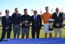 El holandés Kouwenaar se impone al inglés Farr y se lleva la Copa S.M. El Rey celebrada en Las Colinas