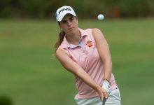 Patricia Sanz se mete en el Top 10 del Women's NZW Open. Las 5 españolas, bajo par en Australia