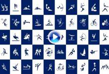 El golf ya tiene su pictograma olímpico para Tokio 2020. Se dieron a conocer a 500 días de los Juegos
