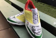 El nieto de Arnold Palmer, Sam Saunders, rendirá tributo a su abuelo con unos zapatos a la altura