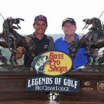 04 19 04 29 Tom Pernice y Scott Hoch campeones en el Bass Pro Shops Legends of Golf del Champions Tour