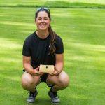 09 19 04 29 Nuria Iturrioz campeona en la Lalla Meryem Cup del Ladies European Tour