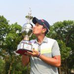 10 04 06 Sadom Kaewkanjana campeon en el Bangabandhu Cup Golf Open del Asian Tour
