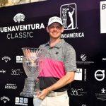 19 03 30 Jared Wolfe campeon en el Buenaventura Classic del PGA Tour Latinoamerica