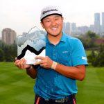 19 03 31 Taihei Sato campeon en el Chongqing Championship del PGA Tour China