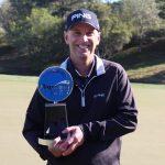 19 04 01 Kevin Sutherland campeon en el Rapiscan Systems Classic del Champions Tour