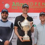 19 04 05 Sebastian Heisele campeon en el Open Tazegzout del Pro Golf Tour