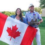 19 04 07 Corey Conners campeon en el Valero Texas Open del PGA Tour