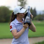 19 04 07 Leona Maguire campeona en el Windsor Golf Classic del Symetra Tour