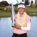 19 04 21 Brooke M. Henderson en el LOTTE Championship de la LPGA