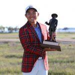 19 04 21 C. T. Pan campeon en el RBC Heritage del PGA Tour