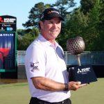 19 04 21 Scott McCarron campeon en el Mitsubishi Electric Classic del Champions Tour