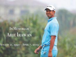 El jugador malasio Arie Irawan fue hallado muerto en su hotel mientras disputaba el PGA Tour China