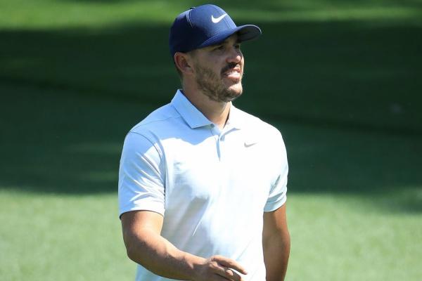 El jugador estadounidense ha reconocido perder de 10 a 12 yardas desde el tee. Foto: @GolfChannel