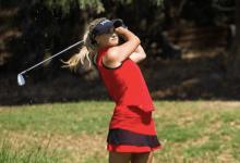 La jugadora del LET Carly Booth se mete en un lío al anunciar a su nuevo patrocinador: Saudi Golf