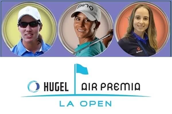 Ciganda, Muñoz y Recari son las tres representantes españolas en Los Ángeles