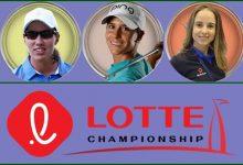 La LPGA retoma la acción en Hawai. Carlota, Beatriz y Azahara, 2ª en 2018, a por el LOTTE Championship