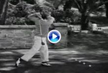 ¿Sabías que… Fred Astaire protagonizó una de las escenas más delirantes combinando baile y golf?