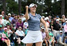 Jennifer Kupcho, 1ª mujer en ganar en Augusta. La vasca Ainhoa Olarra acabó duodécima ¡y bajo par!