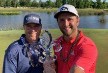 ¡Y Rahm sumó la tercera! Jon completa un domingo increíble con su tercer triunfo en el PGA Tour