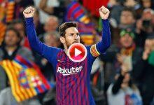El Barça ya está en semis de la Champions al vencer al United 3-0. Los momentos más destacados en 2′