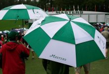 El viento podría ser el protagonista en el Masters durante toda la semana y también… las tormentas
