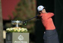 Magnífico comienzo de Marta Pérez en el Augusta National Women's. La valenciana a dos de la cabeza