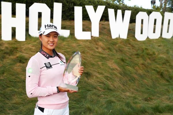 La jugadora australiana se lleva el quinto triunfo de su carrera en el circuito más prestigioso del mundo. Foto: @LPGA