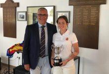 Natalia Aseguinolaza, nueva campeona de España Sub 18 en Font del Llop tras un emocionante final