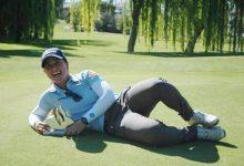 Nuria Iturrioz se impone en Lauro Golf con un estratosférico 63, record del campo y personal
