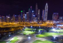 El Ladies European Tour estrena el Omega Dubai Moonlight Classic, primer evento nocturno