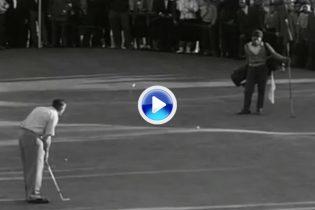 ¿Recuerdas… el Open de España de 1957? Ganó Faulkner y José Gallardo acabó como mejor español