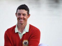 McIlroy vuelve a citarse con la historia en Augusta. Podría ser el 1er europeo en lograr el Grand Slam