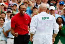 Un apostante gana 1,19 millones de dólares con la victoria de Tiger. Jugó 85.000 a que ganaba Woods