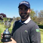 19 05 05 Antoine Rozner campeon en el Challenge de España del Challenge Tour
