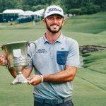 19 05 05 Max Homa campeon en el Wells Fargo Championship del PGA Tour