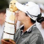 19 05 05 Sei Young Kim campeona en el LPGA Mediheal Championship de la LPGA