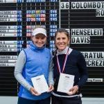 19 05 07 Lucrezia Colombotto Rosso y Hayley Davis obtienen el pase al US Womens Open en el U.S. Womens Open Qualifier Europe